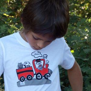 Camisetas de peques